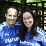 Chelsea football game and Stamford Bridge Stadium Tour