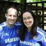Chelsea football game and Stamford Bridge Stadium Tour