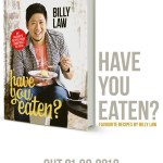 Have You Eaten? Recipe testing for Billy Law's first cookbook