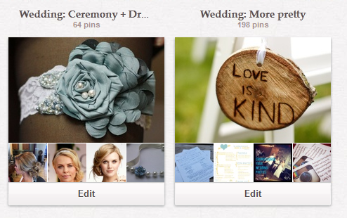 pinterest-wedding-board