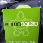 Sumo Salad: 11 meals in 15 days