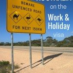 Australia Work and Holiday Visa: Before-you-go research
