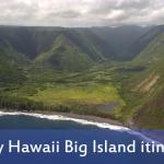 Our honeymoon in Hawaii: 7-day Big Island itinerary