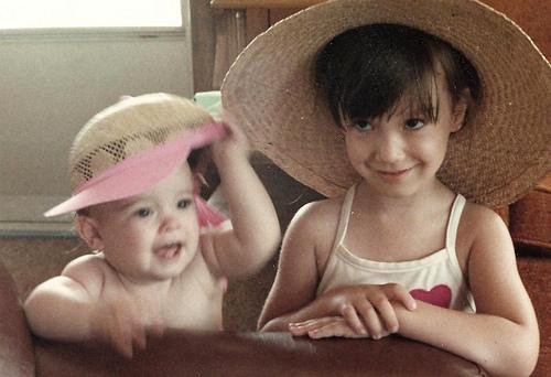 sisters-at-beach