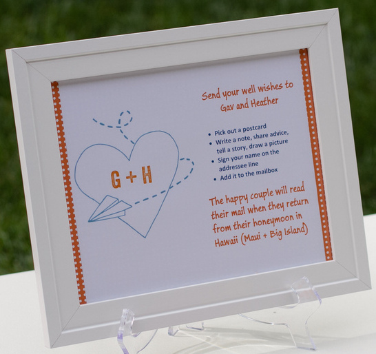 orange-blue-wedding-guestbook