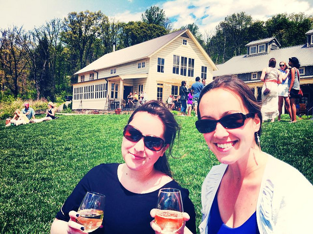 Pippin Hill winery, Virginia