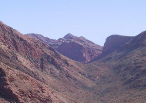 Northern Territory - Larapinta Trail
