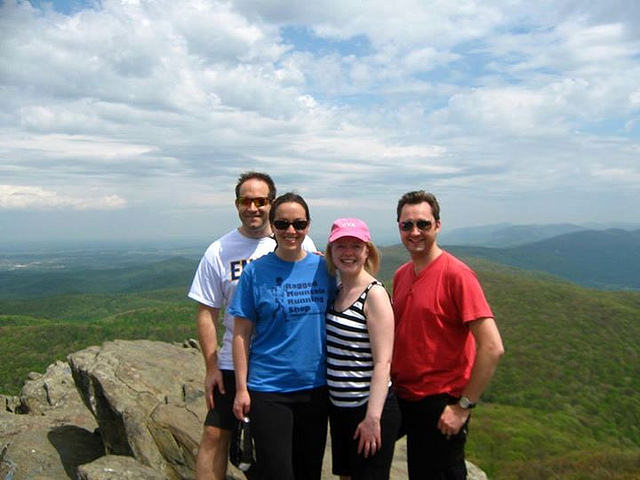 Humpback Rocks hike