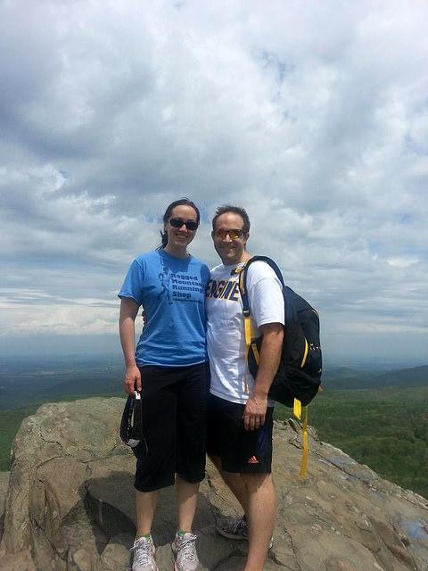 Hike at Humpback  Rocks