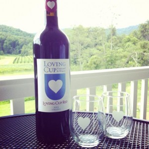 Loving Cup Organic Winery in Virginia