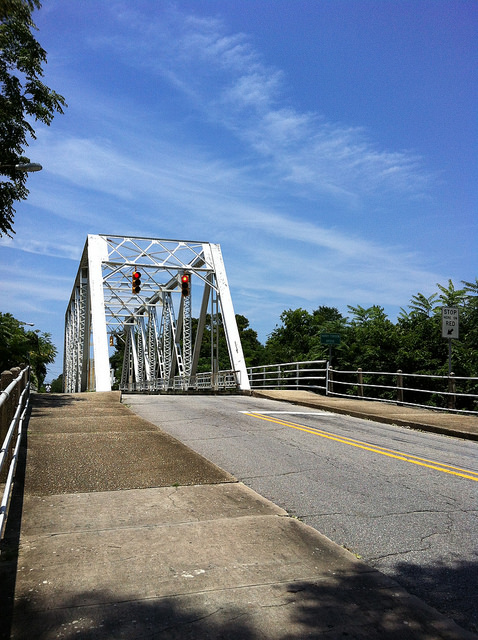 One Tree Hill Bridge from opening song