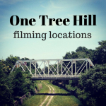 One Tree Hill locations in Wilmington, North Carolina