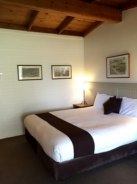 Hunter Valley Resort, Vineyard Room