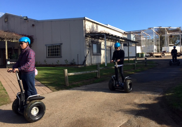 Hunter Valley Segway tour