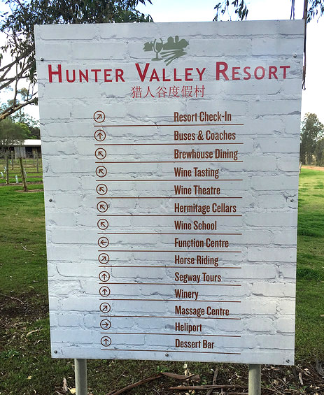 Hunter Valley: things to do at the Hunter Valley Resort