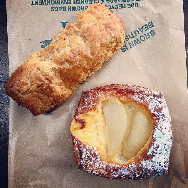 Pastries in Sydney (Bourke Street Bakery)