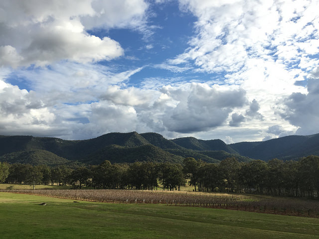 Hunter Valley holiday and wine tasting